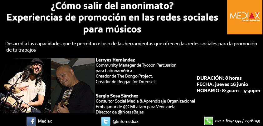 RedesSocialesParaMusicos