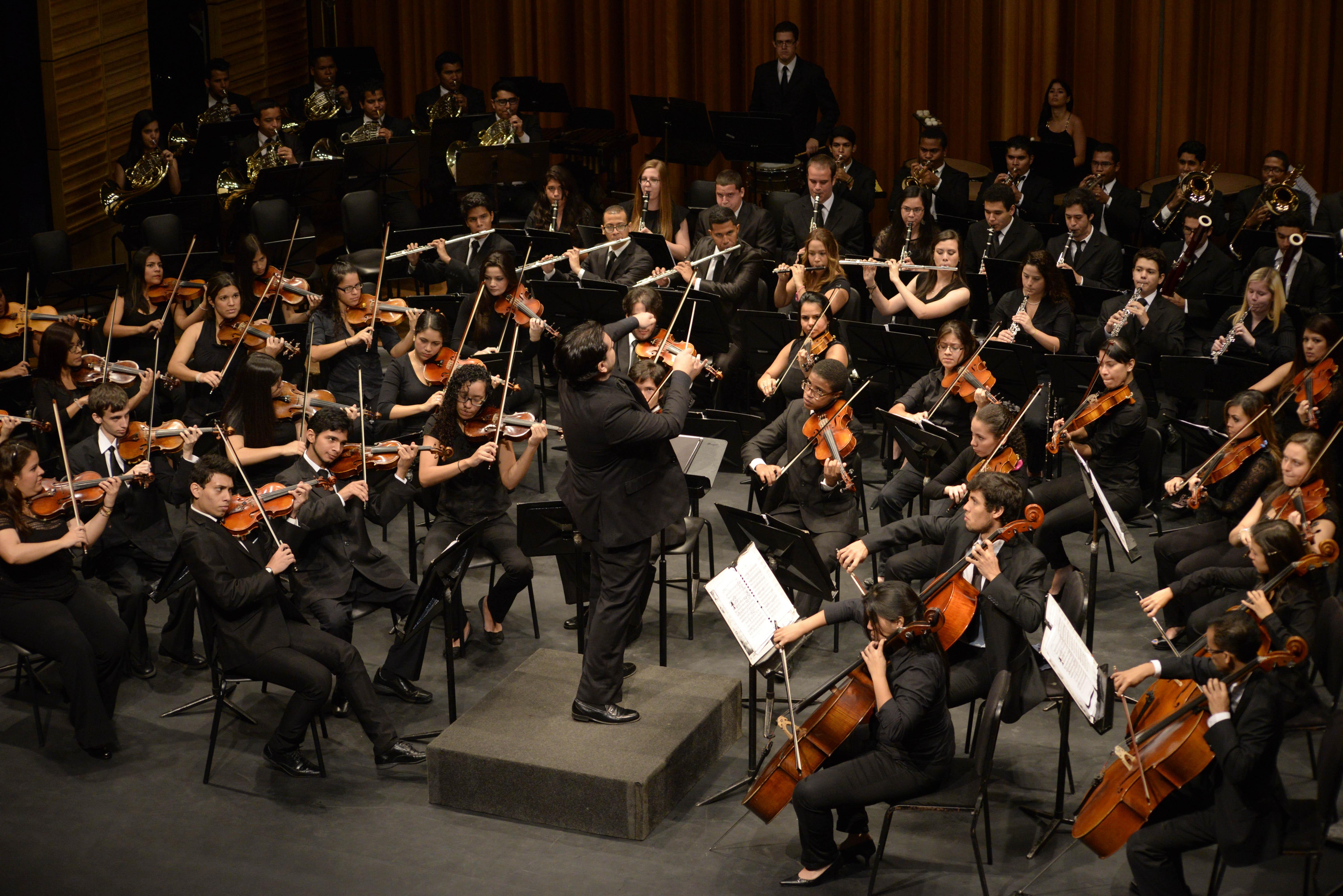 Foto Orquesta Sinfónica Juvenil de Chacao (1)