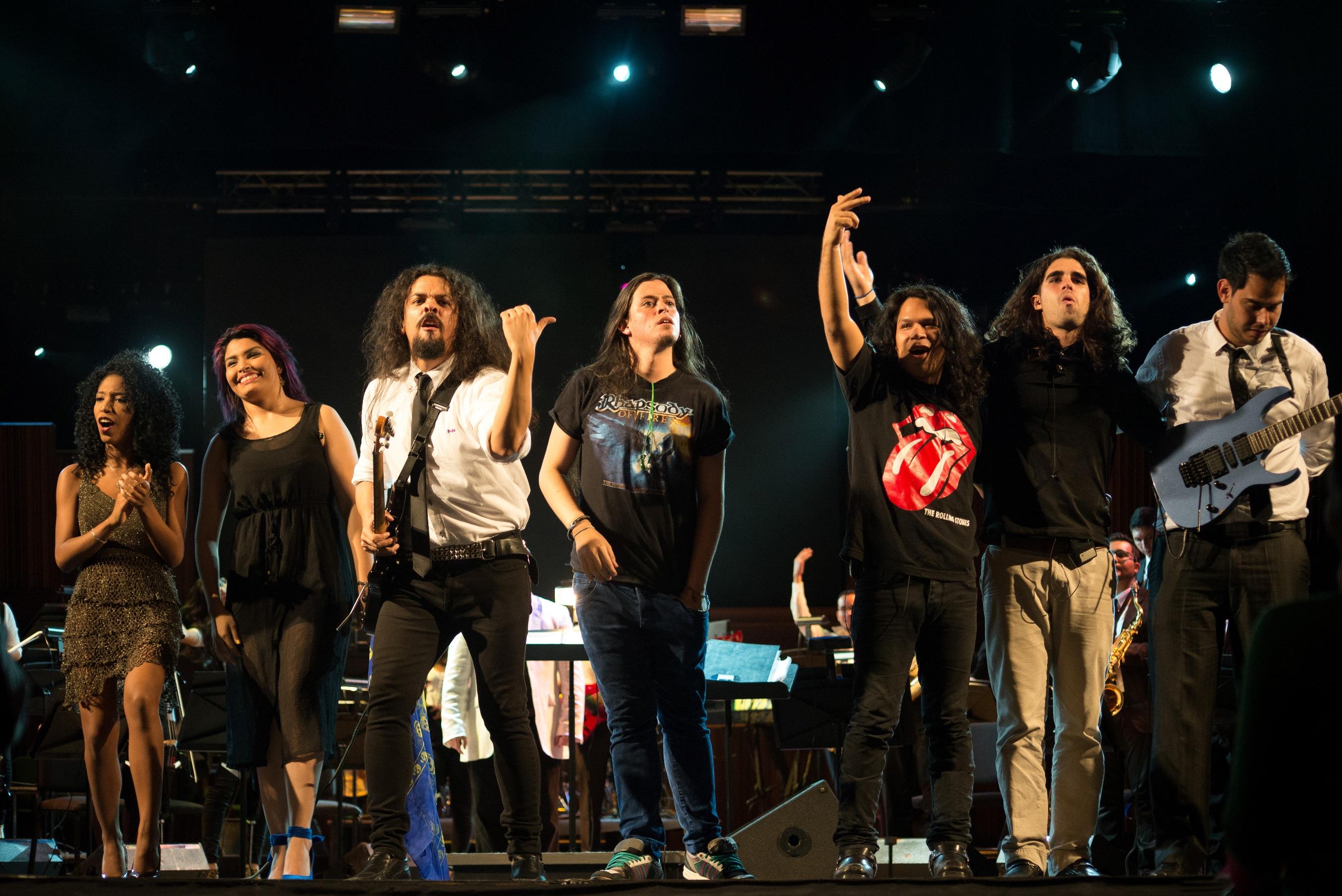 Orquesta de Rock SB (2-2)
