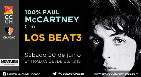 Banner 100% McCartney