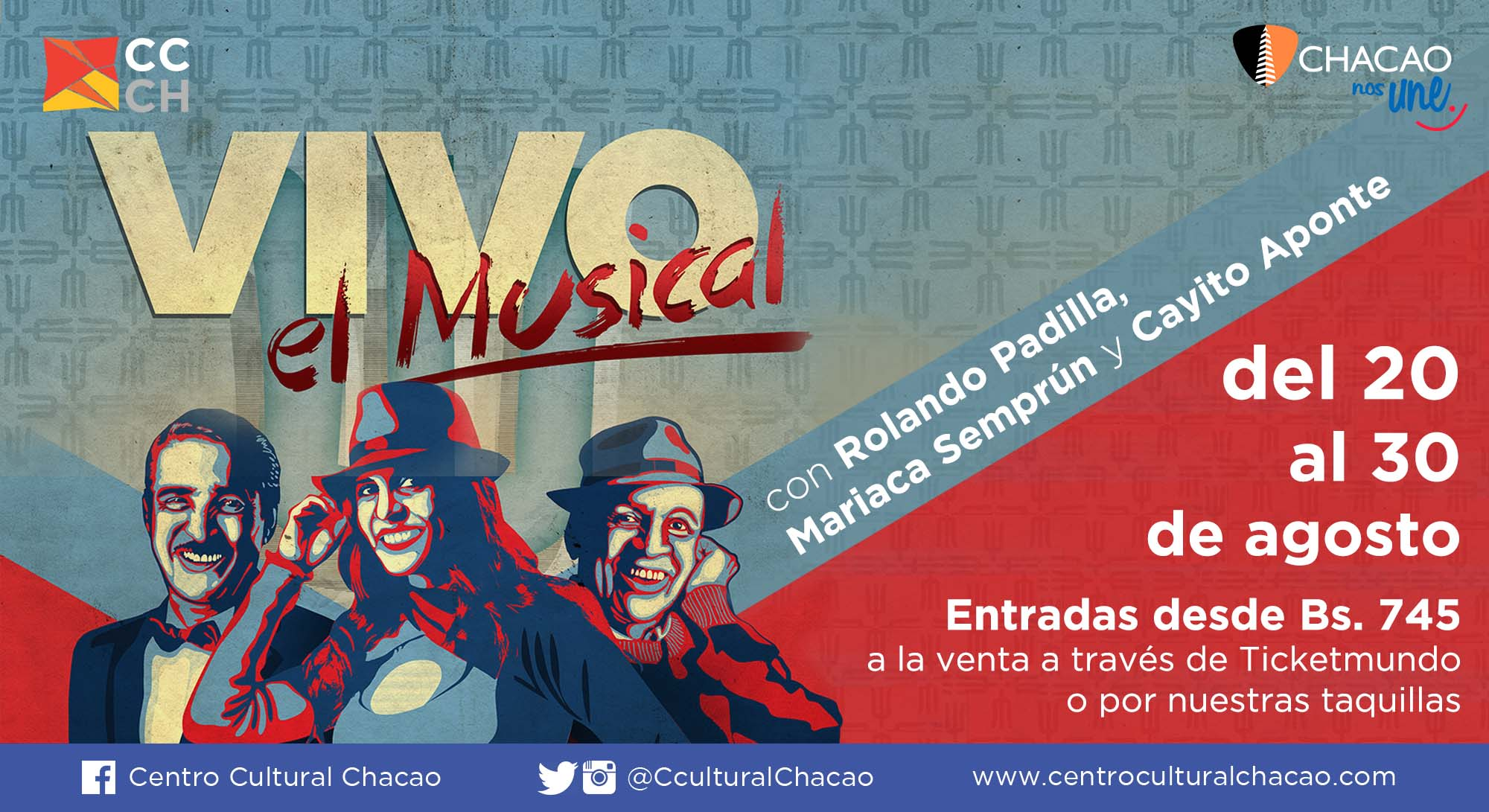 Vivo el musical