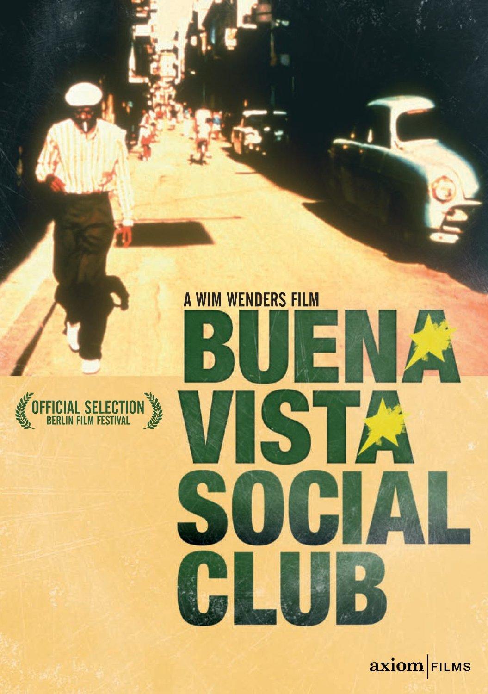 Buena Vista Social Club .