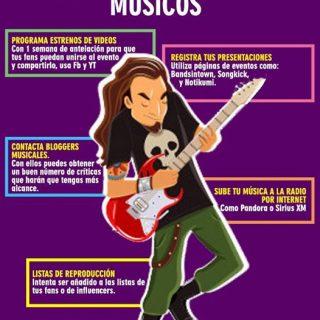 Marketing para músicos
