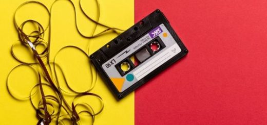 casette 80s & 90s